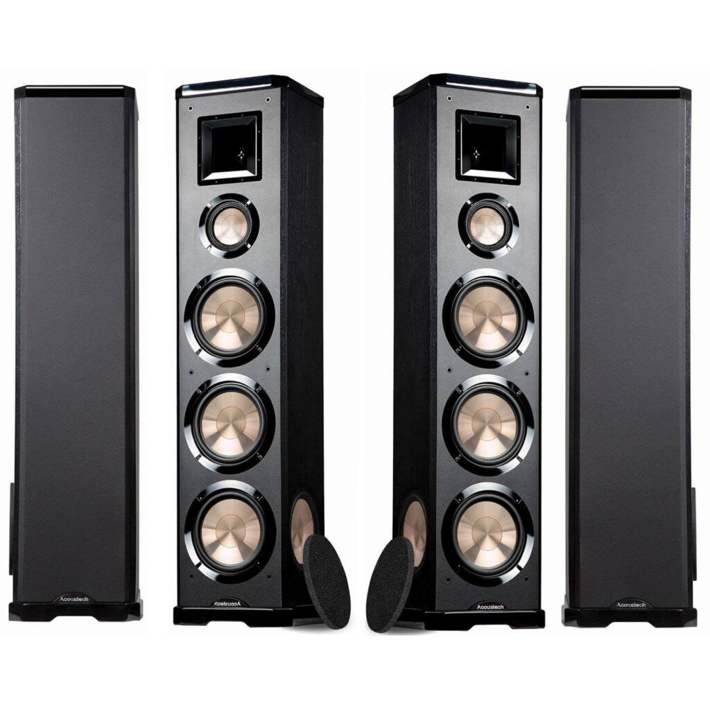 Acoustech 3-way Floor Standing Speakers