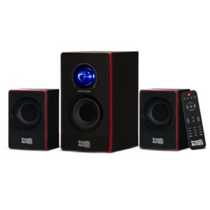 Acoustic Audio 2.1 Bluetooth Speaker System