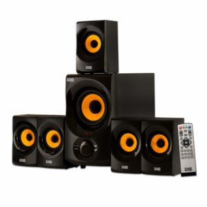 Acoustic Audio AA5170 Home Theater 5.1 Bluetooth Speaker System
