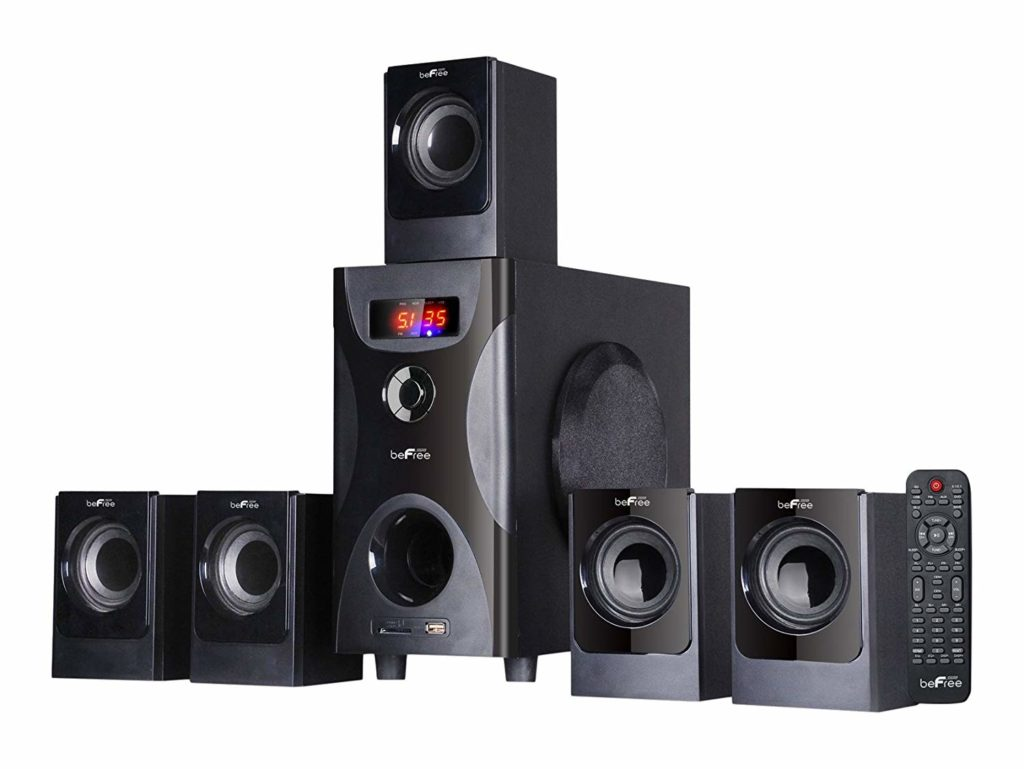 BEFREE BFS-425 Surround Sound Bluetooth Speaker System