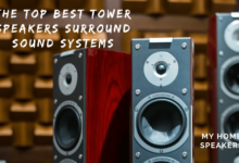Best tower speakers Most reliable tower speakers surround sound systems