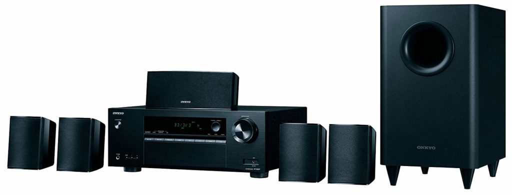 Onkyo HT-S3900 5.1-Channel Home Theater Speaker