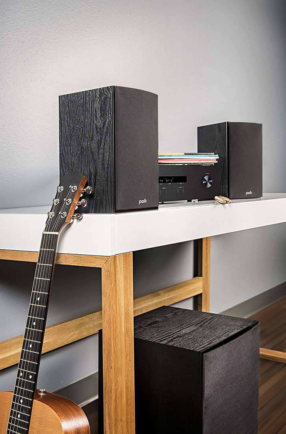 Polk Audio 100 Watt Home Theater Bookshelf Speakers