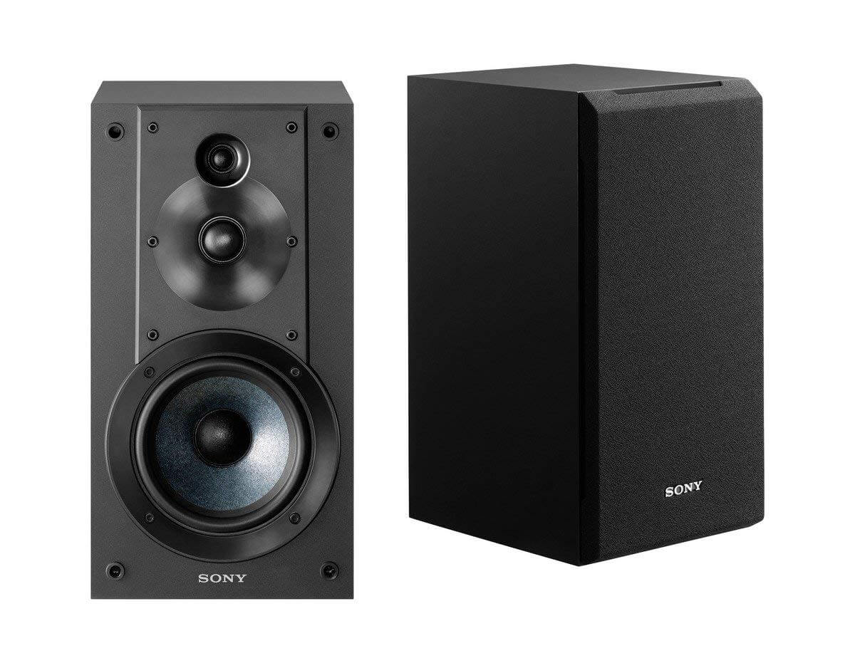 Sony Bookshelf Speaker System Pair The Prime 10 best hifi speakers of all time.