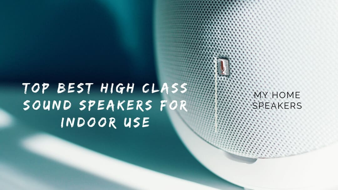 HIGH CLASS SOUND SPEAKERS
