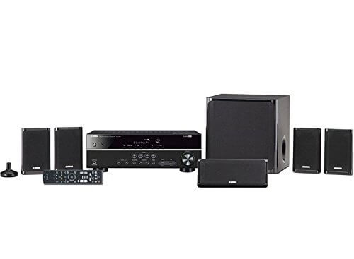 Yamaha 5.1-Channel Home Theater