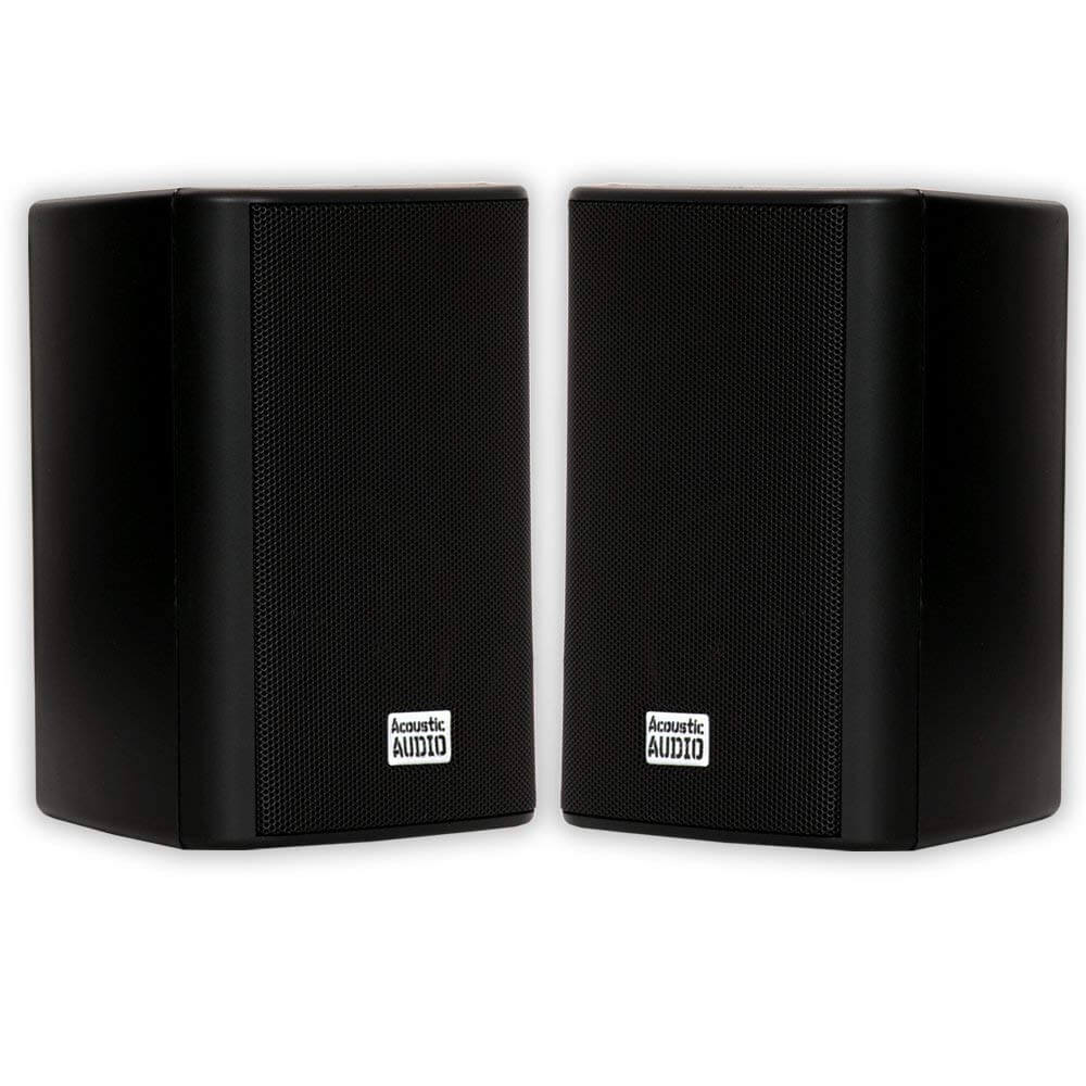Indoor Acoustic Audio AA351B 2 Way Speakers