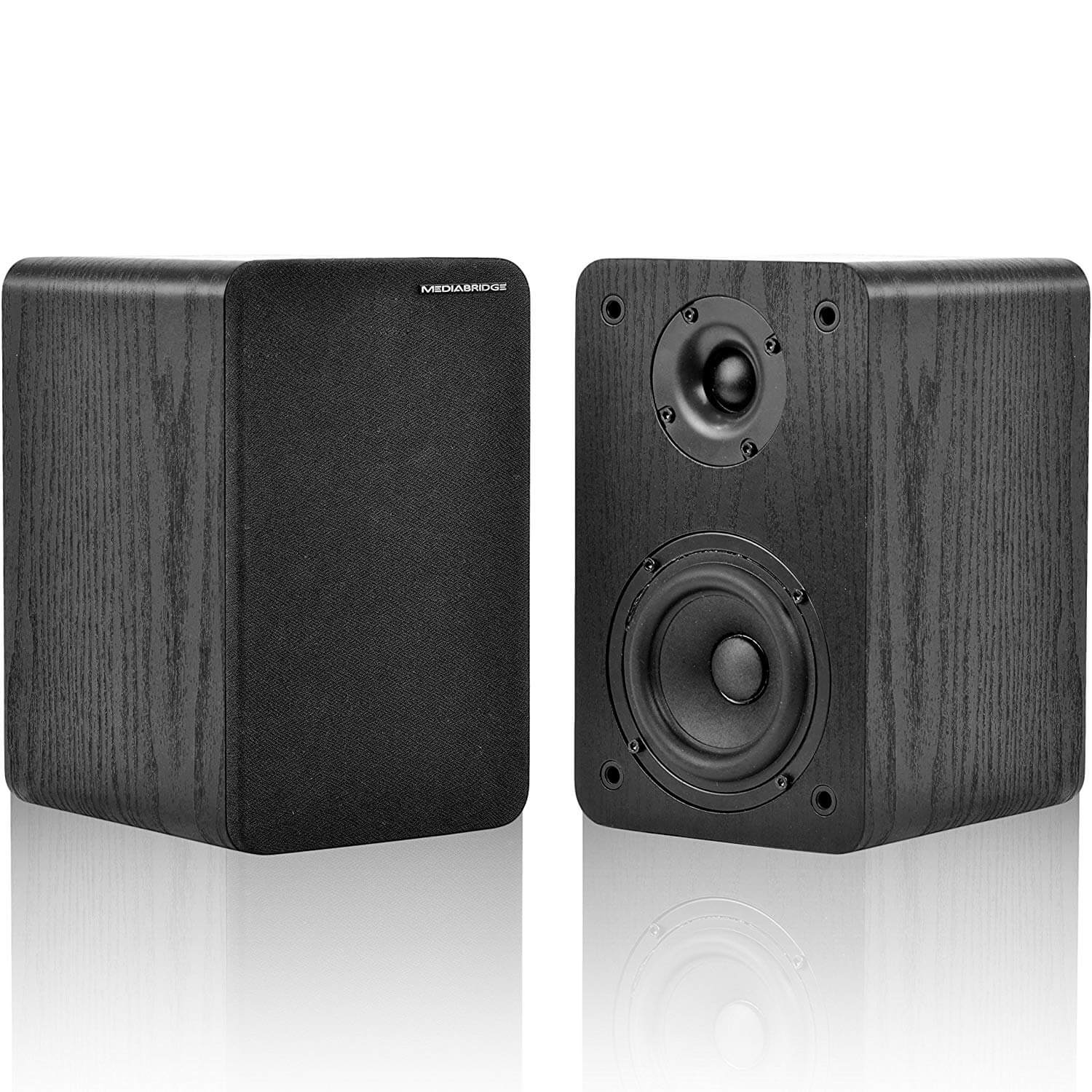 Mediabridge Bookshelf Speakers