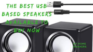 usb based speakers