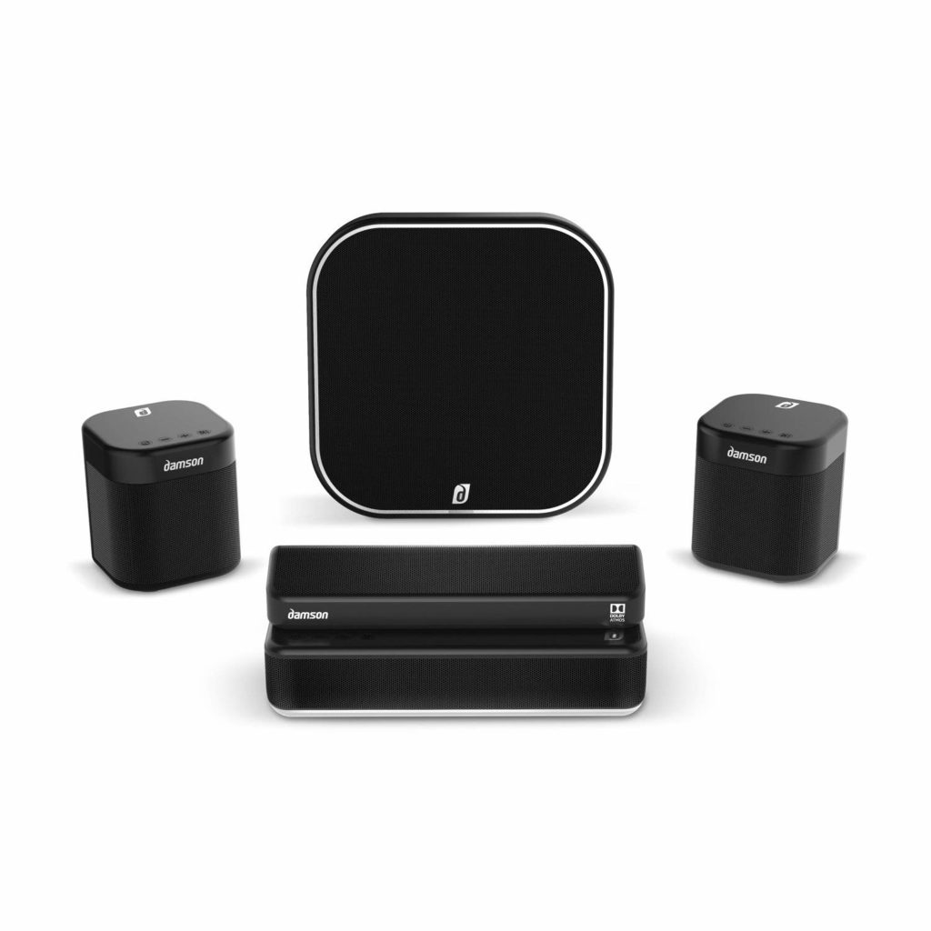 Damson Dolby Atmos Wireless Home Theater System