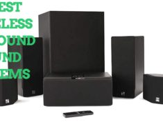 10 Best Wireless Surround Sound Systems