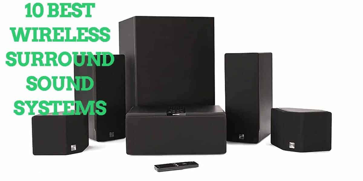 best wireless surround sound systems All you need to know about soundbar wireless rear surround speakers