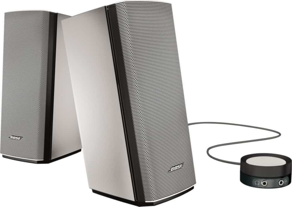 Bose Companion 20 Multimedia Speaker