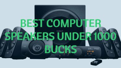 best computer speakers under 1000