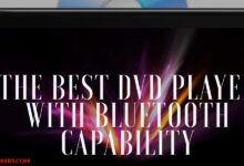 DVD player with Bluetooth capability