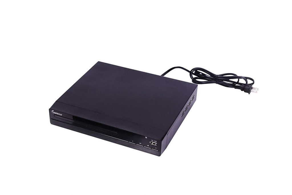 Impecca DVHP9117 Compact HDMI DVD Player
