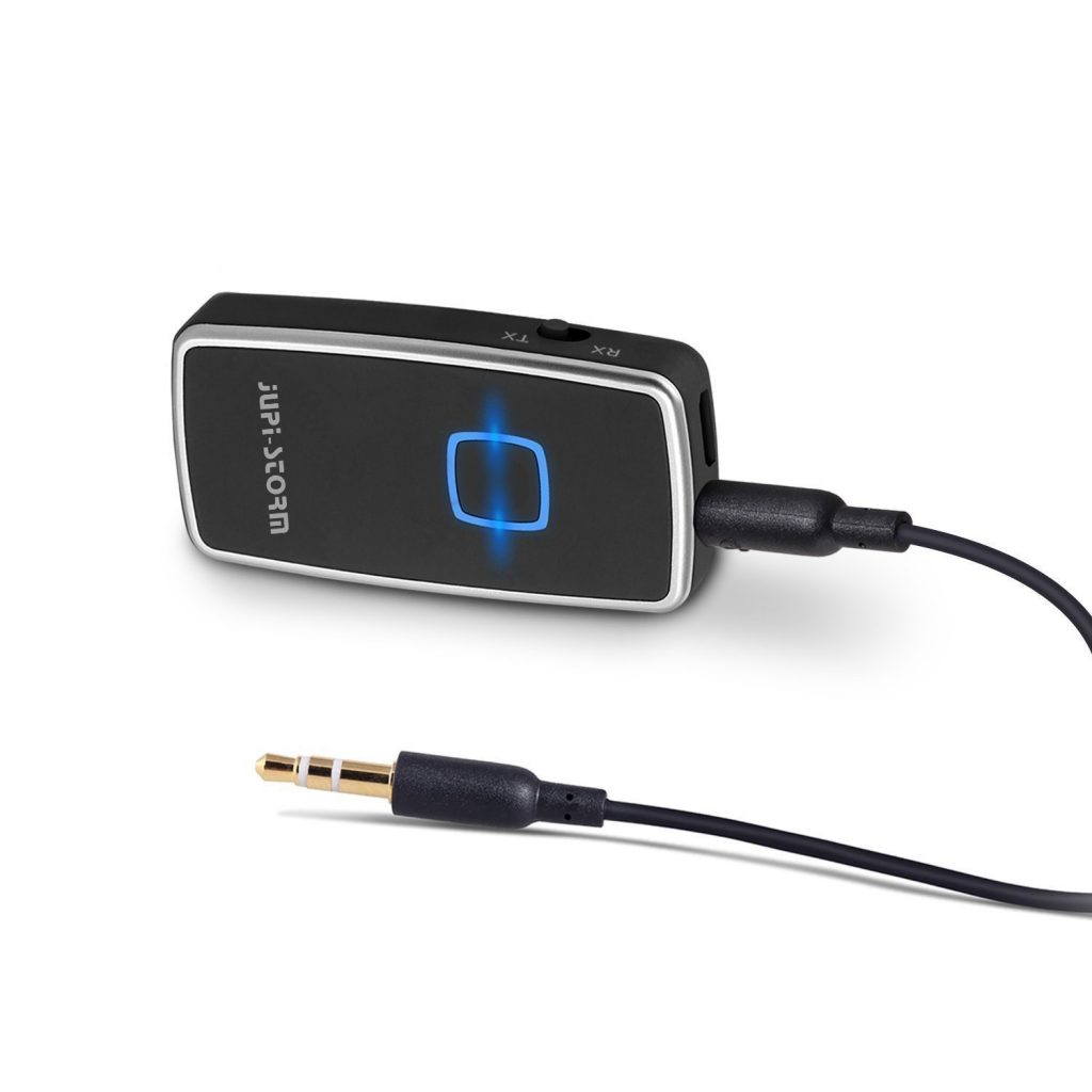 Jupi-storm Bluetooth Transmitter Receiver