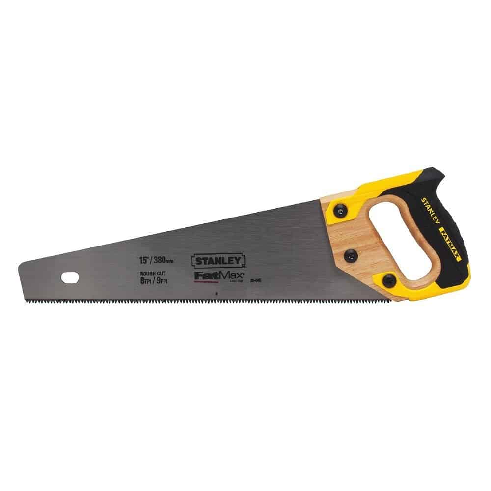 15-Inch Stanley Fat Max Hand Saw