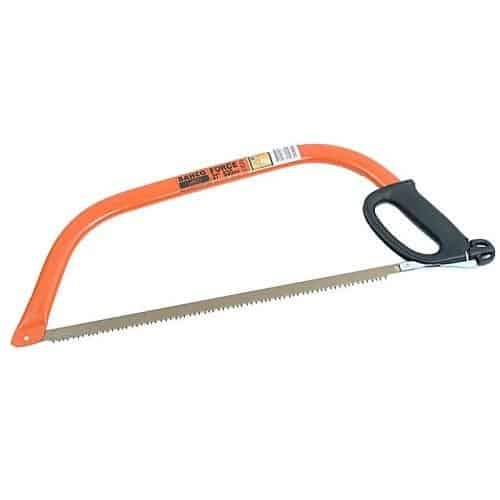 24-Inch Bahco Bow Saw with Ergo Handle