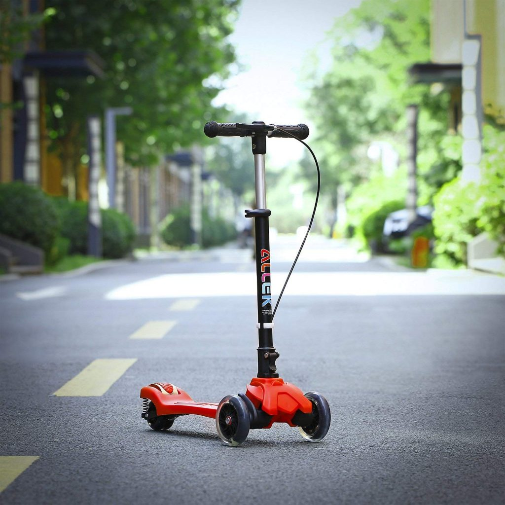 Allek Scooter, 3-Wheel Kick Scooter