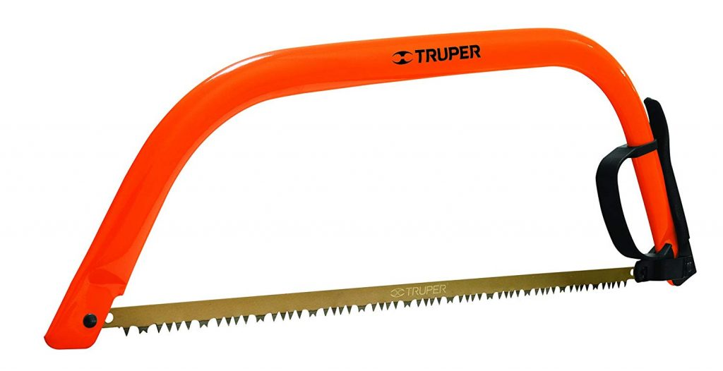 30-Inch Blade Truper Steel Handle Bow Saw