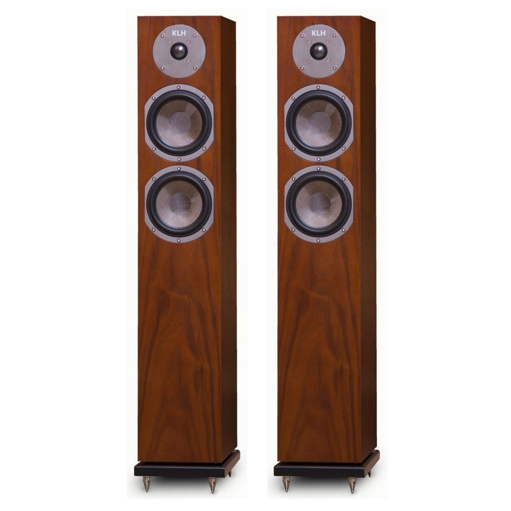 KLH Cambridge Floorstanding Speakers