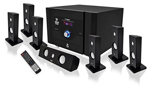 Pyle PT798SBA 7.1 Channel Home Theater System