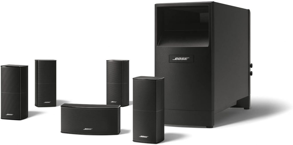 Bose Acoustimass 10 Series V Home Theater Speaker