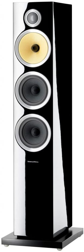 Bowers & Wilkens Floorstanding Speakers
