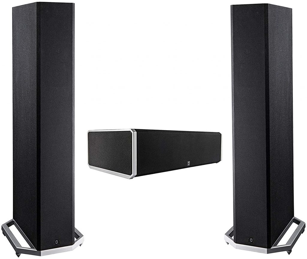 DEFINITIVE TECHNOLOGY BP9020 2  Floor Standing Speakers