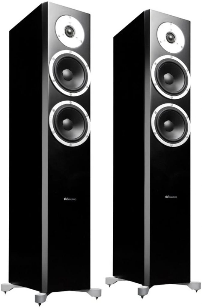 DYNAUDIO EXCITE X44 FLOOR STANDING SPEAKERS