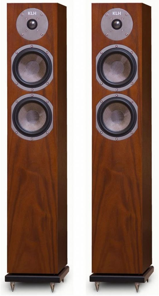 KLH CAMBRIDGE FLOOR STANDING SPEAKERS