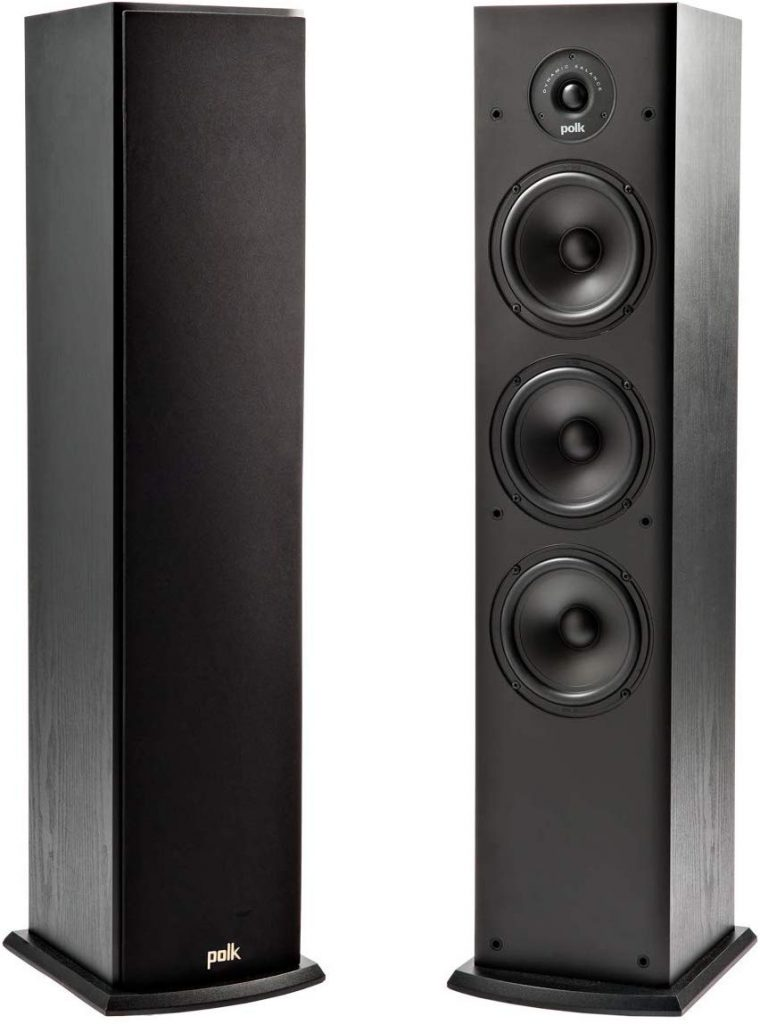 POLK AUDIO T50 Watt Home Theater Floor Standing