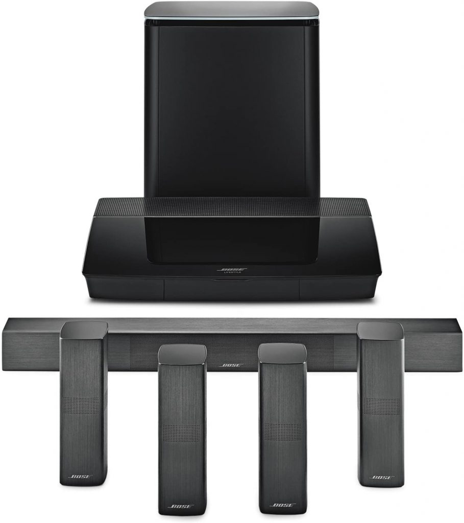 Bose Lifestyle 650 Black Home System