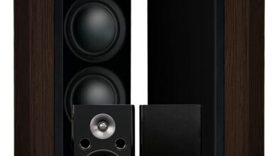 best floor standing speakers under 2000