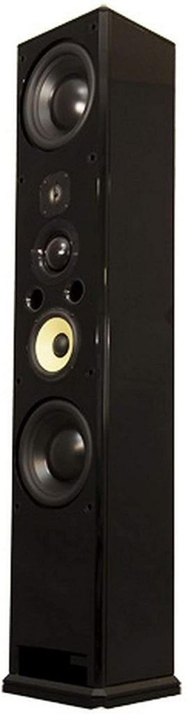 Induction Dynamics 3 Way/ 4 Way Floor Standing Speaker