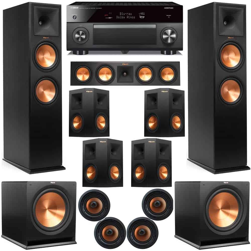 Klipsch 11.2 Dolby Atmos Home Theater System
