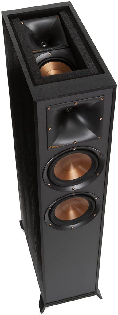 Klipsch R-625FA Powerful Floor Standing Speaker