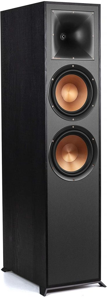 Klipsch Reference R-820F Floor standing Speaker for Home Theater Systems