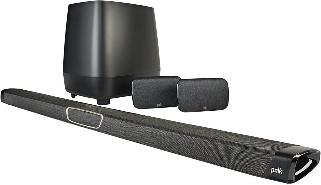 Polk Audio MagniFi Max SR Home Theater Surround Sound Bar