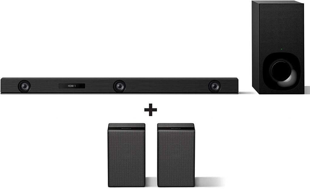 Sony HT-Z9F with Wireless Rear Speakers