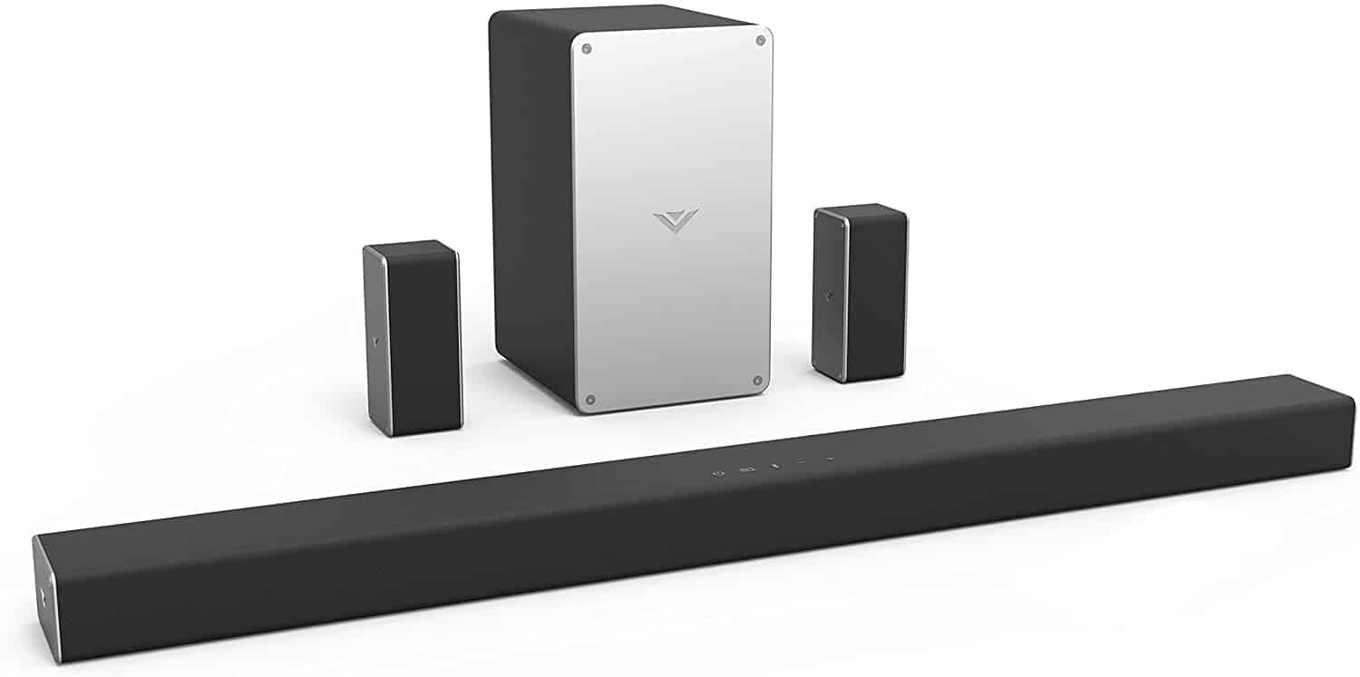 surround sound system with wireless speakers