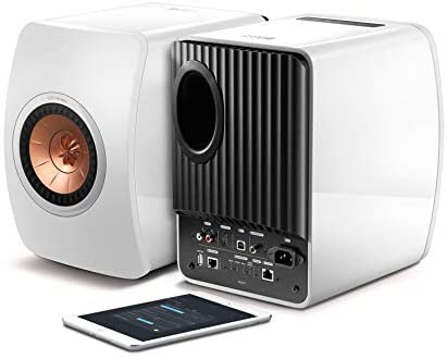KEF LS50 Wireless Powered Music System