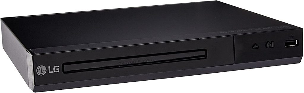 LG DP132H All Multi Region Code Region DVD Player