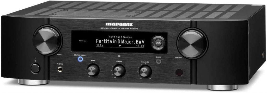 Marantz PM7000N Integrated Stereo Hi-Fi Amplifier