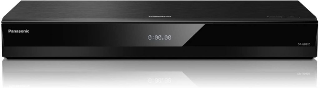 Panasonic 4K Ultra HD Blu-ray Player with Dolby Vision Playback