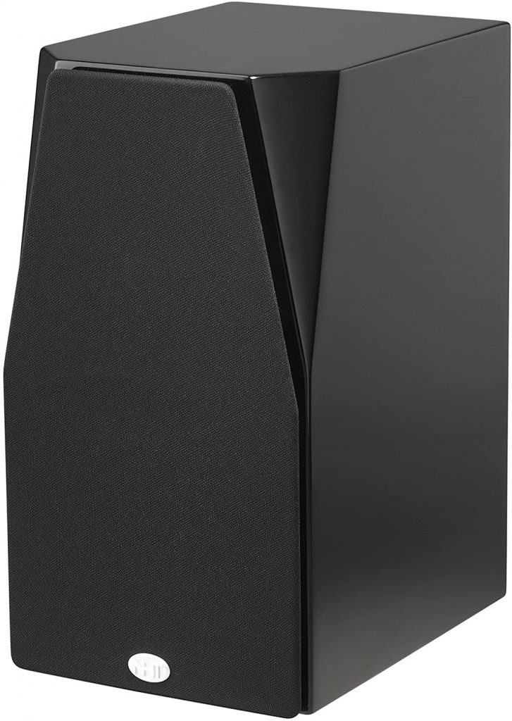 Single NHT C Series C-3 3-Way Bookshelf Speaker