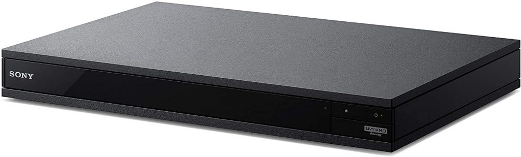 Sony UBP-X800M2 4K UHD Home Theater Streaming Blu-Ray Disc Player