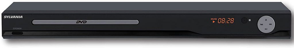 Sylvania Full Size HDMI DVD Player