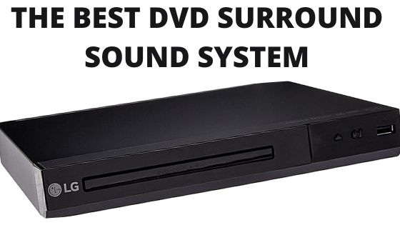 DVD Surround Sound System